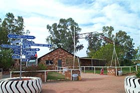 Curtin Springs Station - Broome Tourism