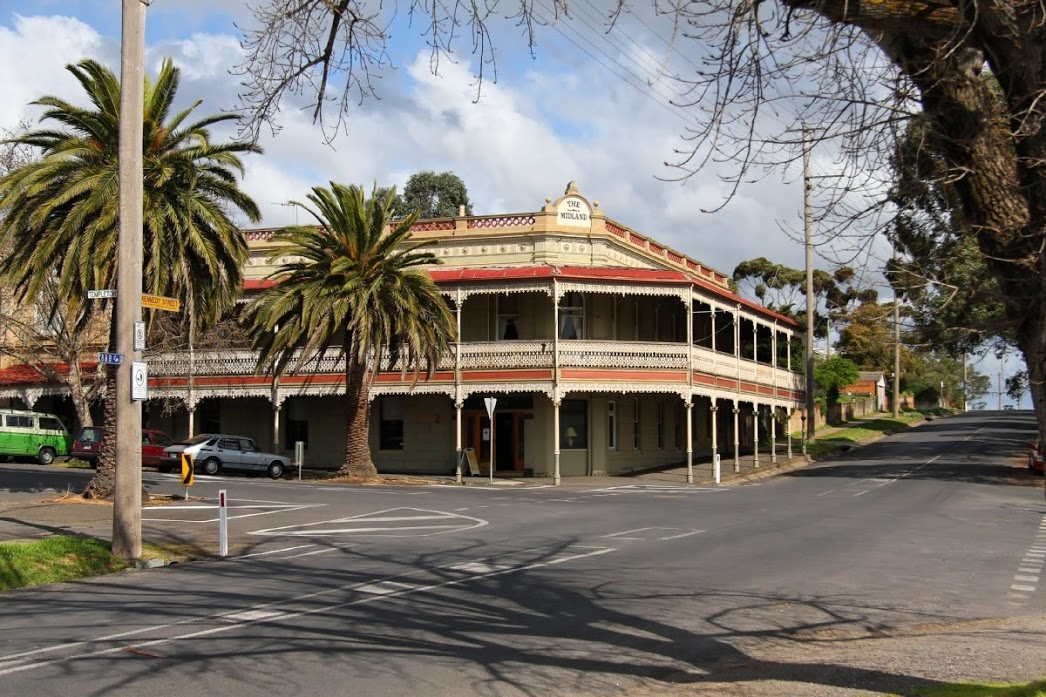 The Midland Hotel Castlemaine - Broome Tourism