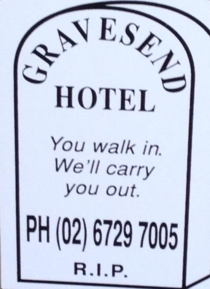 Gravesend Hotel - Broome Tourism