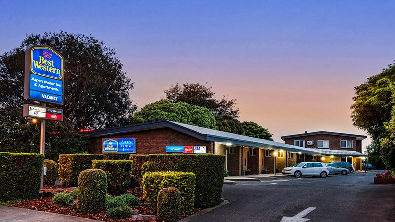Best Western Aspen Motor Inn - Broome Tourism