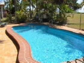 Kinka Palms Beach Front Apartments/Motel - Broome Tourism