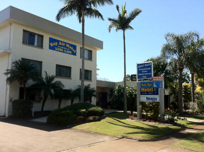 Bay Air Motel - Broome Tourism