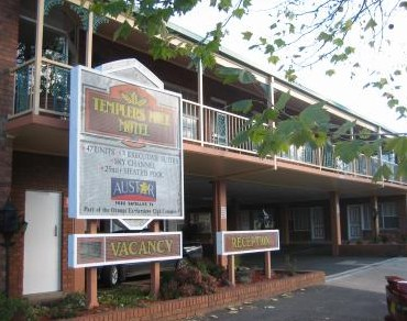 Templers Mill Motel - Broome Tourism