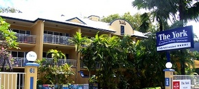 The York Beachfront Holiday Apartments - Broome Tourism