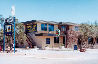Opal Inn Hotel Motel And Tourist Park - Broome Tourism