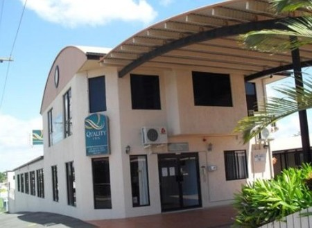 Quality Inn Harbour City - Broome Tourism