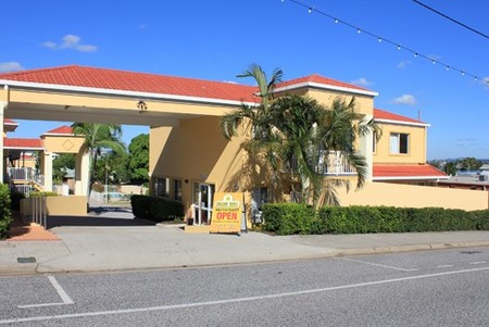 Harbour Sails Motor Inn - Broome Tourism