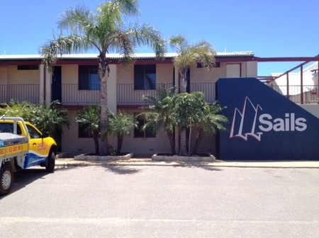 Sails Geraldton Accommodation - Broome Tourism