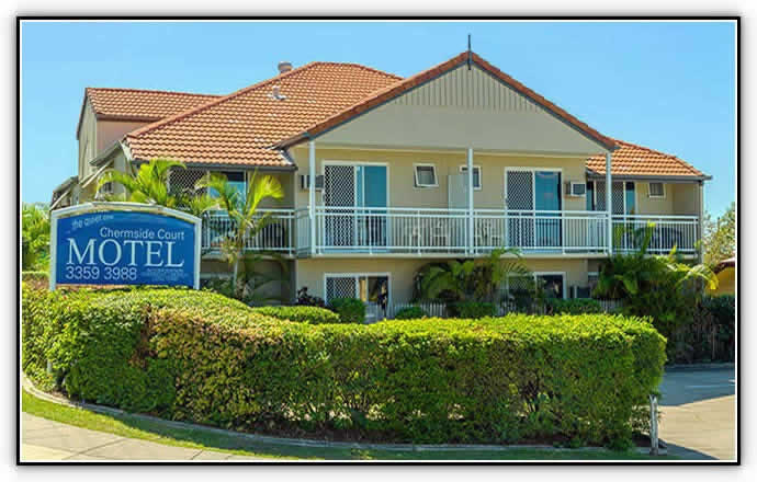 Chermside Court Motel - Broome Tourism