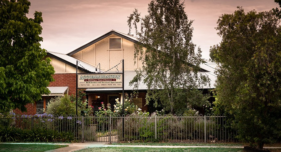 Millies Guesthouse  Serviced Apartments - Broome Tourism