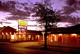 Dalby Mid Town Motor Inn - Broome Tourism