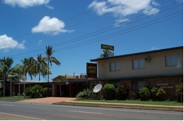 Proserpine Motor Lodge - Broome Tourism