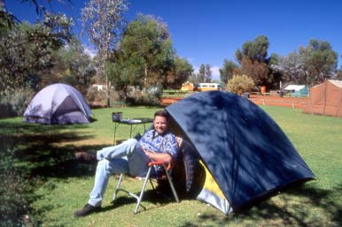Voyages Ayers Rock Camp Ground - Broome Tourism