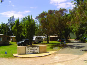 Wellington Caravan Park - Broome Tourism