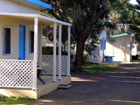 Kingscote Nepean Bay Tourist Park And Parade Units - Broome Tourism