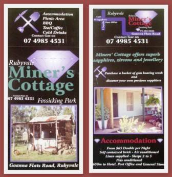 Miner's Cottage - Broome Tourism