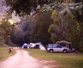 Mt Warning Holiday Park - Broome Tourism