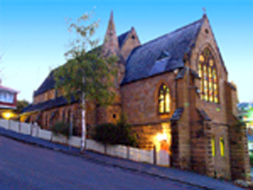 Pendragon Hall - Hobart church - Broome Tourism