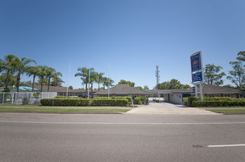 Colonial Terrace Motor Inn - Broome Tourism