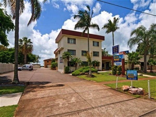 Cleveland Bay Air Motel - Broome Tourism