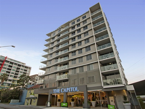 The Capitol Apartments