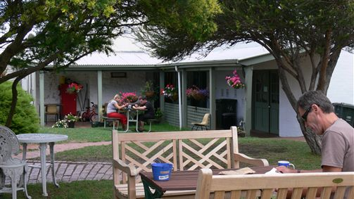 Port Fairy YHA - Broome Tourism