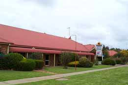 Quality Inn Parkes International - Broome Tourism