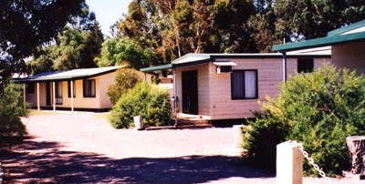 Cowell Foreshore Caravan Park  Holiday Units - Broome Tourism