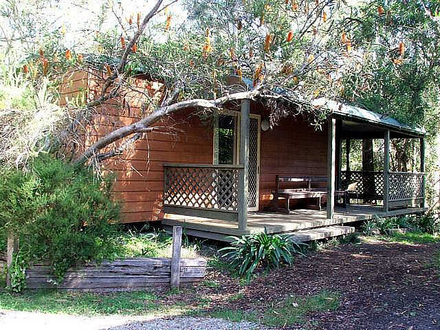 Jervis Bay Cabins  Hidden Creek Real Camping - Broome Tourism