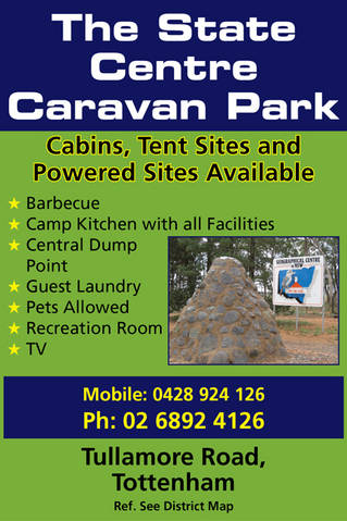 The State Centre Caravan Park - Broome Tourism