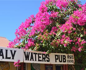 Daly Waters Historic Pub - Broome Tourism
