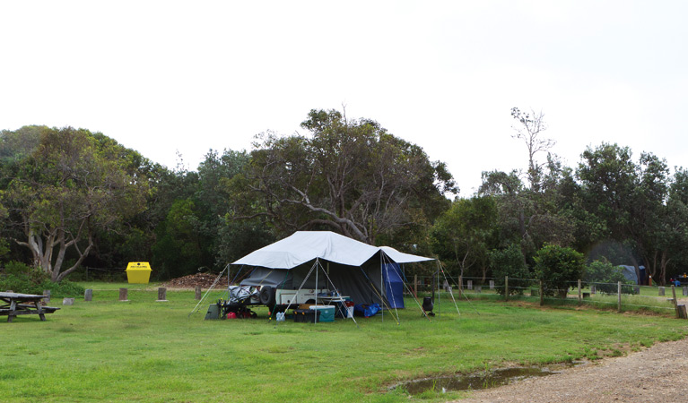 Illaroo campground - Broome Tourism