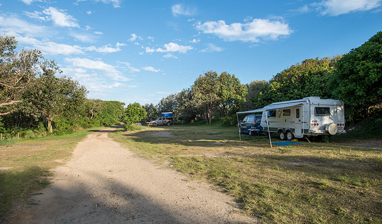Racecourse Campground - Broome Tourism