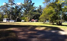 Shallow Crossing Campground - Broome Tourism