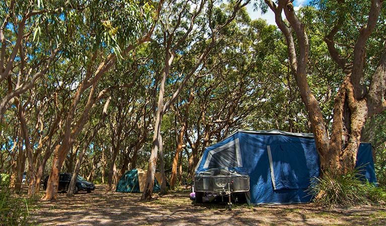 Stewart and Lloyds campground - Broome Tourism