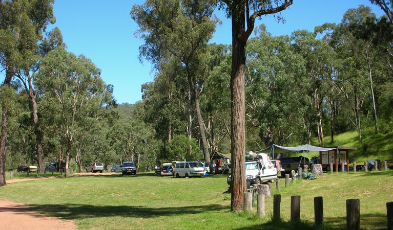 Washpools campground - Broome Tourism