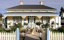 Carrington House - Broome Tourism