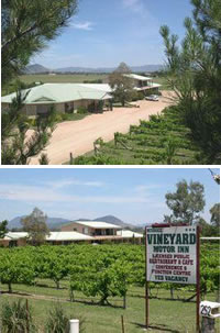Mudgee Vineyard Motor Inn - Broome Tourism