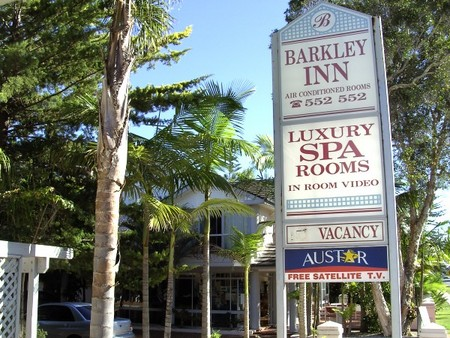 The Barkley Inn - Broome Tourism