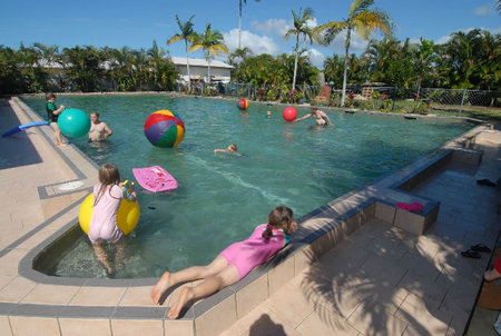 Kurrimine Beach Holiday Park - Broome Tourism