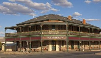 The Imperial Fine Accommodation - Broome Tourism