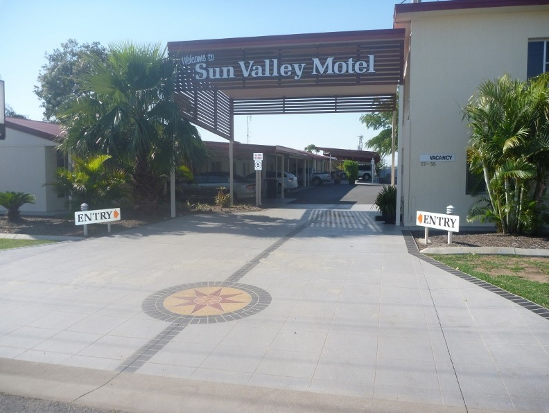 Sun Valley Motel - Broome Tourism