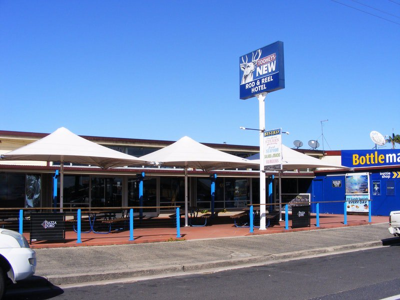 Rod N Reel Hotel Woodburn - Broome Tourism