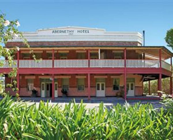 Abernethy House - Broome Tourism