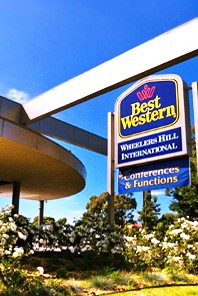 Best Western Wheelers Hill International - Broome Tourism