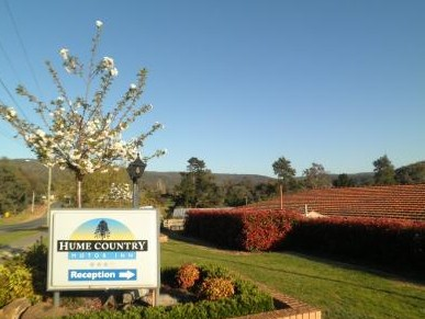 Hume Country Motor Inn - Broome Tourism