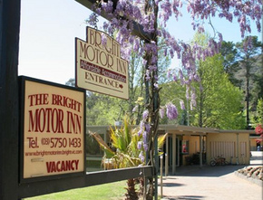 Bright Motor Inn - Broome Tourism