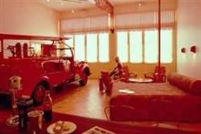 Fire Station Inn - Broome Tourism
