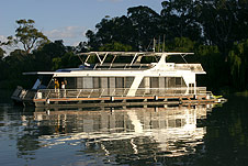 Whitewater Houseboat - Broome Tourism