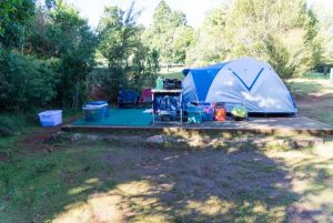 Lamington National Park Camping Ground - Broome Tourism